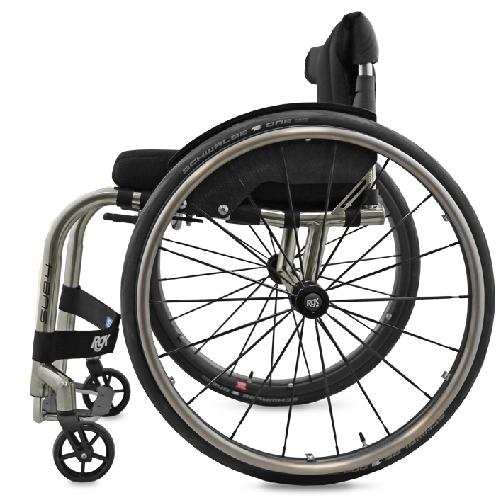 RGK Octane Sub4 Lightweight wheelchair